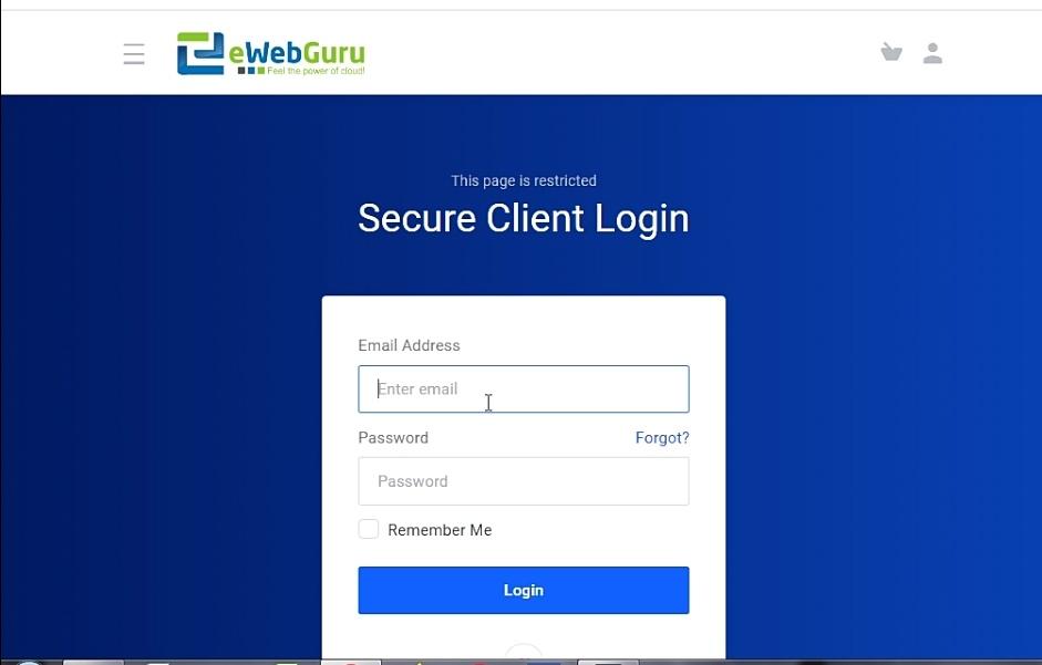 How to Create The Private Nameservers in Ewebguru Reseller Account 1